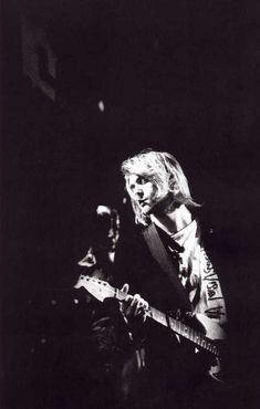 Kurt Cobain <3 :P