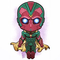 Age of Ultron: The Vision!! Lord Mesa