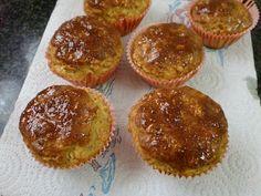 Palavras que enchem a barriga: Muffins de mel e limão do Everyday Muffins and Bakes :)