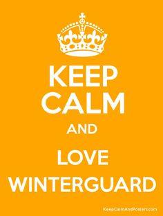 <3 Winter Guard