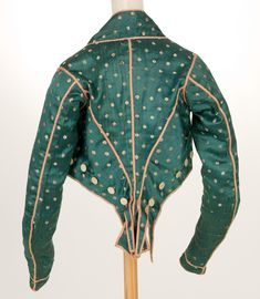 1800s? Jacket and Vest - Imatex Reg#11551
