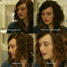 Hannah Baker, 13 Reasons Why. 13 Reasons Why Reasons, 13 Reasons Why Netflix, Thirteen Reasons Why, Welcome To Your Tape, Movie Lines, Netflix Series, Film Quotes, Pretty Little Liars, Qoutes