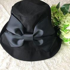 ◉3サイズ UVカット♡ ビッグリボン付き 紫外線カット帽子  #creemから購入