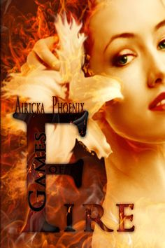 FIRE by @Airicka Phoenix ~ Cover Reveal