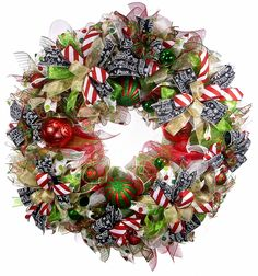 XL Christmas Wreath