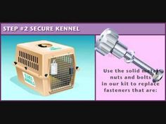 Pets Traveling on Airline? Please.. Watch our Safety Video.