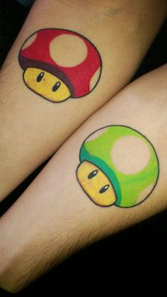 cute cartoon couple matching tattoo - Tattoo - robin: Hot Quote tattoos for girls by Quote Tattoos