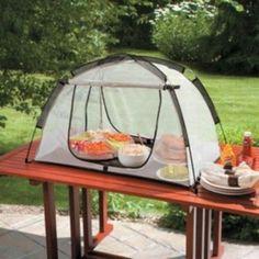 Food tent!