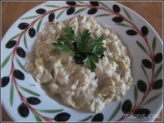 patlıcan salatası/aubergine salad