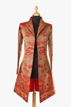 Cashmere Grace Coat in Electric Moss