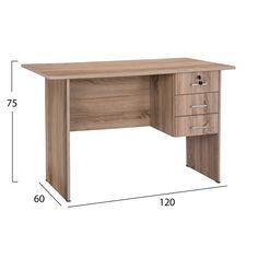 Salon Interior Design, Home Office Design, Triple Bunk Beds, Dream Desk, Mini Desk, Diy Garage Storage, Wooden Desk, Office Table, Woodworking Furniture