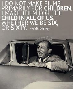 Wise words from Walt Disney more funny pics on facebook: https://www.facebook.com/yourfunnypics101