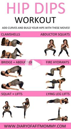 This Pin was discovered by Melina. Discover (and save!) your own Pins on Pinterest. #fitnessplanner #fitnessplan #workoutplan Summer Body Workouts, Gym Workout Tips, Mommy Workout, At Home Workout Plan, Workout Videos, At Home Glute Workout, Curvy Body Workouts, Curvy Workout, Glute Isolation Workout