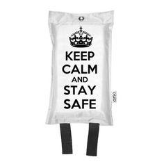 Sammutuspeite Keep Calm 24,90€