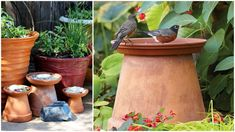 Bird Feeders, Planter Pots, Outdoor Decor, Buddha, Gardens, Home Decor, Decoration Home, Room Decor, Outdoor Gardens