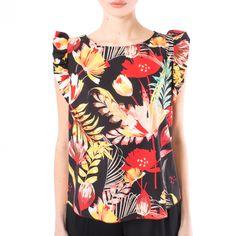 Blusa Donna Spring, Hot, Blouse, Collection, Women, Fashion, Moda, Fashion Styles, Blouses