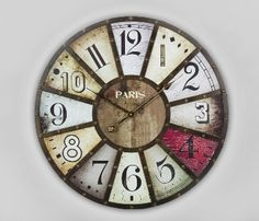 1 million+ Stunning Free Images to Use Anywhere Huge Wall Clock, Wall Clocks, Free To Use Images, Diy Clock, Wooden Clock, Diy Projects To Try, High Quality Images, Decoupage, Wall Decor