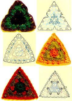 many, many, many motif patterns