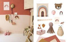 STYLEGUIDE    BLOSSOM - Mevrouw Aardbei Bedroom Themes, Nursery Themes, Nursery Room, Kids Bedroom, Baby Room, Nursery Decor, Bedroom Decor, Gifts For Office, Kidsroom