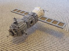 Lego Soyuz