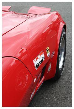 1976 Corvette, Little Red Corvette, Mountain Biking, Cars Motorcycles, Race Cars, Automobile, Wheels, Bike, Awesome