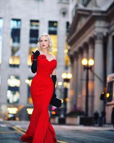 Gala Dresses, Club Dresses, Long Dresses, Clubbing Dresses, 50s Dresses, Cute Dress Outfits, Chic Outfits, Vintage Dresses, Vintage Outfits