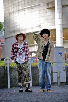 ICCHOスタイルブログ - 東京ストリートスタイルマガジン:スタイル