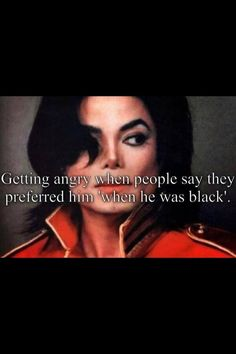 """@ MJ: Some people are so stupid. He is Black. Skin color doesn't change things as we come in all shades. """"Black"""" is not a skin color. It is the essence of your soul."""