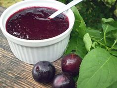 Notes from the Vegan Feast Kitchen/ 21st Century Table: JEWEL-LIKE, TANGY-SWEET ITALIAN PLUM JAM