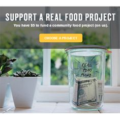 Tillamook Co-Op : Make a Free $5 Donation to fund a community food project of your choice  http://www.mybargainbuddy.com/tillamook-co-op-make-a-free-5-donation