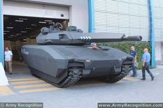 PL-01 Concept Direct Fire Support Vehicle technical data sheet specifications description information pictures photos images video identific...