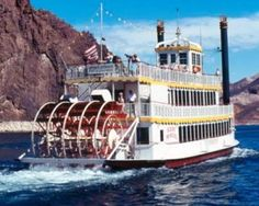 Lake Mead Dinner Cruise For Two Unique Gift