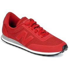 U410: Modisch und sportlich #Sneaker von New Balance. Einfach perfekt!  #NewBalance, #SneakerNewBalance, #NewBalanceDamen, New Balance #Schuhe