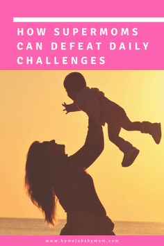 How Supermoms Can Defeat Daily Challenges. Ambitious working moms have plenty of reasons to be stressed, but that shouldn't stop you from achieving a Zen lifestyle. It's not always easy to gracefully handle challenges and balance career and family. Here are a few solutions to combat the common stressors that affect your day to day.