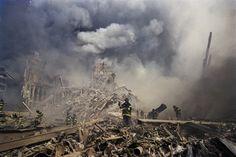 9/11, James Nachtwey