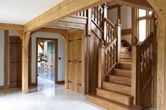 Worcestershire Manor - Border Oak - oak framed houses, oak framed garages and structures.