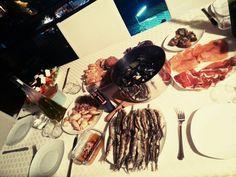 comida española ricissima!! #bestcookinghostmum #lastnight