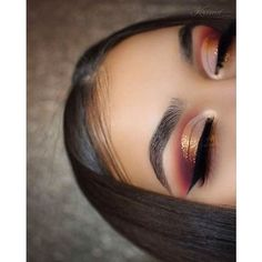 makeup ❤ liked on Polyvore featuring beauty products, makeup, eye makeup, eyes, eye brow makeup, palette makeup, gel eye liner, gel eyeliner and brow makeup