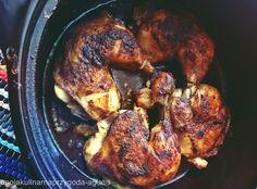 Moja kulinarna przygoda: Kurczak pieczony w garnku