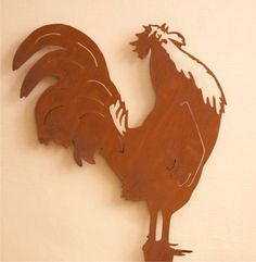 Metalscape - Crowing Rooster