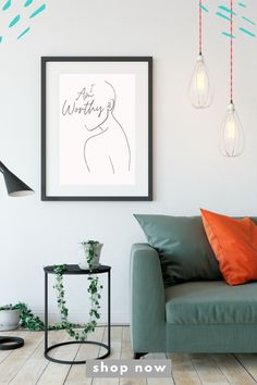 girl bedroom ideas, abstract line art, feminist art, feminist illustration, feminist quotes, digital art girl, digital art girl aesthetic, inspirational wall art, motivational art #instantdownload #printable #bedroomdecor #iamworthy #inspirationalart #motivationalart Gift For Music Lover, Music Lovers, Sheet Music Wedding, Body Image Art, Body Art, Ville France, Hanging Posters, Feminist Art, Feminist Quotes