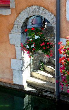 Sweet small berthing - Annecy, Rhone Alpes