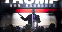 GOP Presidential Field Scrambles To Attack Donald Trump, Deepening The Party's Split