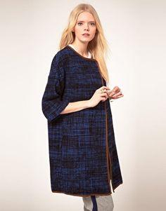 Enlarge Baum Und Pferdgarten Summer Coat In Tweed With Piping