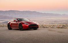 Aston Vantage V12 S