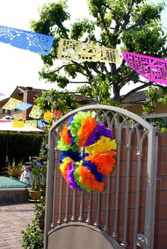 Mexican Fiesta Birthday Party Ideas | Photo 1 of 18 | Catch My Party