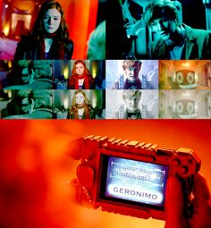 benedictcumberbatch:   THE DOCTOR: The box contains a memory of the universe, and the light transmits the memory — and that's how were going to do it.AMY POND: Do what?THE DOCTOR: Relight the fire. Reboot the universe.