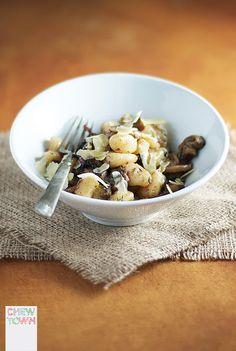 Chew Town: Mushroom Gnocchi