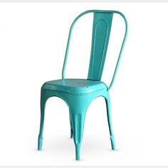 tolix armchair turquoise - Cerca con Google