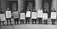 Berlin, Mieterstreik.um 1923.